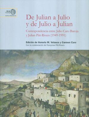 DE JULIAN A JULIO Y DE JULIO A JULIAN