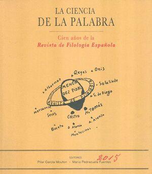 LA CIENCIA DE LA PALABRA