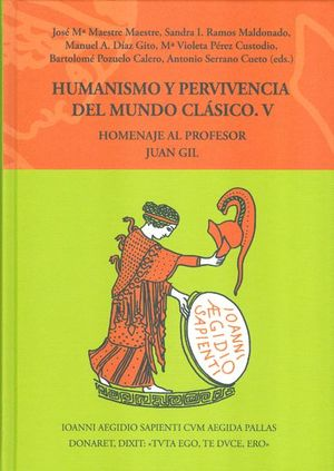 HUMANISMO Y PERVIVENCIA DEL MUNDO CLÁSICO V (OBRA COMPLETA: 5 TOMOS)