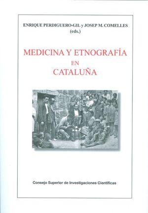 MEDICINA Y ETNOGRAFÍA EN CATALUÑA