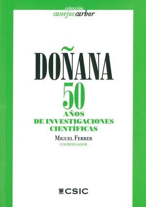 DOÑANA: 50 AÑOS DE INVESTIGACIONES CIENTÍFICAS