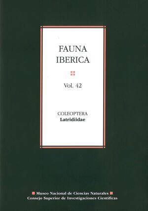 FAUNA IBÉRICA. VOL. 42. COLEOPTERA: LATRIDIIDAE