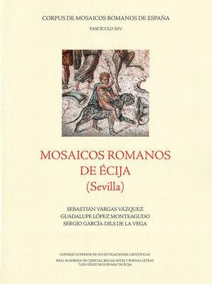 MOSAICOS ROMANOS DE ÉCIJA (SEVILLA)