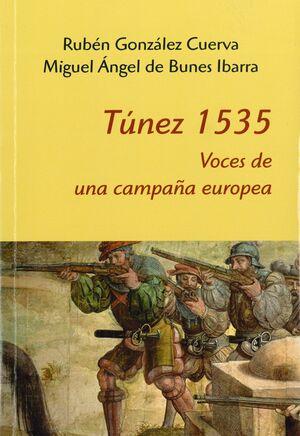 TÚNEZ 1535: VOCES PARA UNA CAMPAÑA EUROPEA