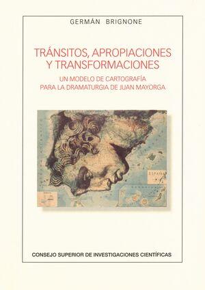 TRÁNSITOS, APROPIACIONES Y TRANSFORMACIONES