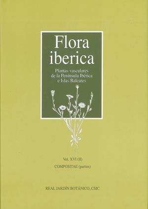 FLORA IBERICA. VOL. XVI (II), COMPOSITAE (PARTIM)