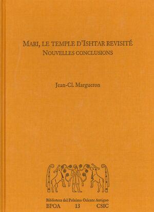 MARI, LE TEMPLE D'ISHTAR REVISITÉ: NOUVELLES CONCLUSIONS