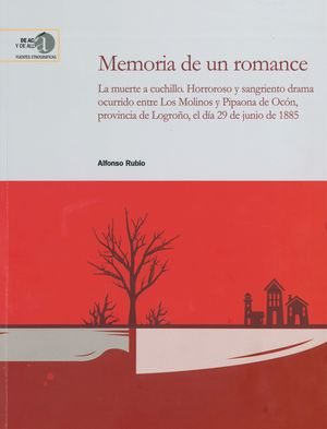 MEMORIA DE UN ROMANCE