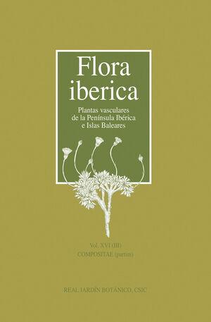 FLORA IBERICA. VOL. XVI (III), COMPOSITAE (PARTIM)
