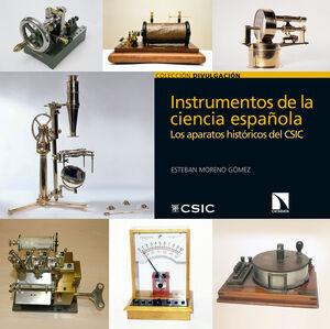 INSTRUMENTOS DE LA CIENCIA ESPAÑOLA