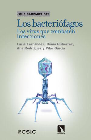 LOS BACTERIÓFAGOS: LOS VIRUS QUE COMBATEN INFECCIONES