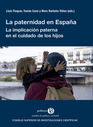LA PATERNIDAD EN ESPAÑA