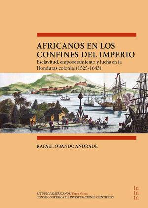 AFRICANOS EN LOS CONFINES DEL IMPERIO