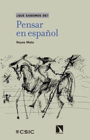 PENSAR EN ESPAÑOL