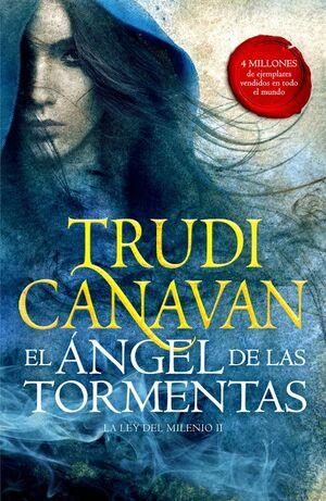 EL ÁNGEL DE LAS TORMENTAS (LA LEY DEL MILENIO 2)