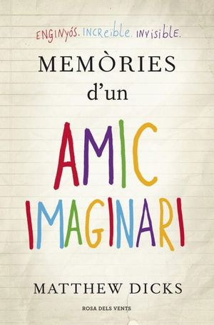 (CAT).MEMORIES D´UN AMIC IMAGINARI