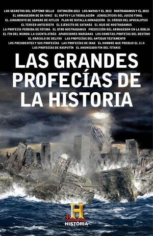 LAS GRANDES PROFECÍAS DE LA HISTORIA