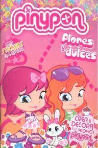 FLORES Y DULCES (PINYPON N2)