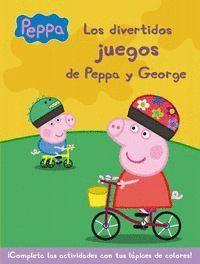 LOS DIVERTIDOS JUEGOS DE PEPPA Y GEORGE (PEPPA PIG) (PEPPA PIG. ACTIVIDADES)