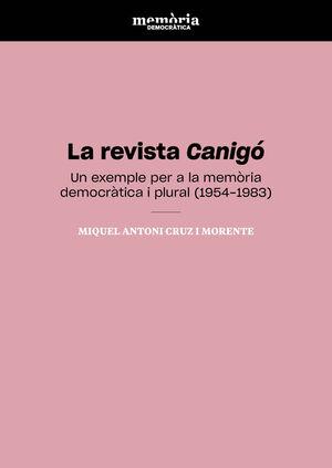LA REVISTA CANIGÓ