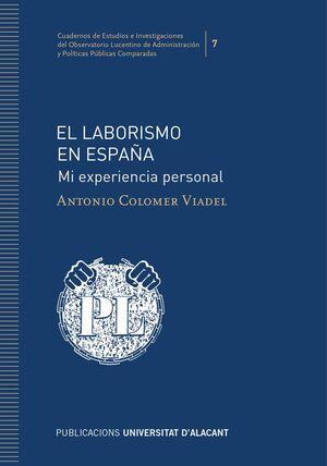 EL LABORISMO EN ESPAÑA