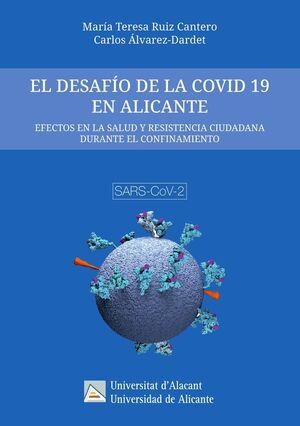EL DESAFÍO DE LA COVID 19 EN  ALICANTE