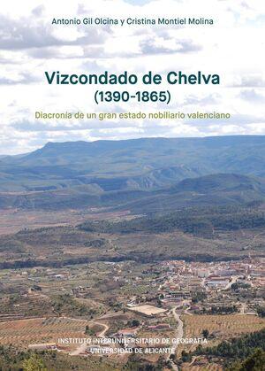 VIZCONDADO DE CHELVA (1390-1865)