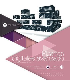 PIZARRAS DIGITALES AVANZADO (SSCE148PO). ESPECIALIDADES FORMATIVAS