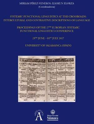 SYSTEMIC FUNCTIONAL LINGUISTICS AT THE CROSSROADS: INTERCULTURAL AND CONTRASTIVE DESCRIPTIONS OF LANGUAGE