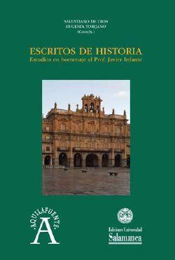 ESCRITOS DE HISTORIA