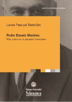 PEDRO DORADO MONTERO