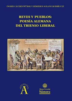 REYES Y PUEBLOS: POESÍA ALEMANA DEL TRIENIO LIBERAL