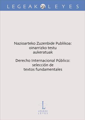 NAZIOARTEKO ZUZENBIDE PUBLIKOA: OINARRIZKO TESTU AUKERATUAK
