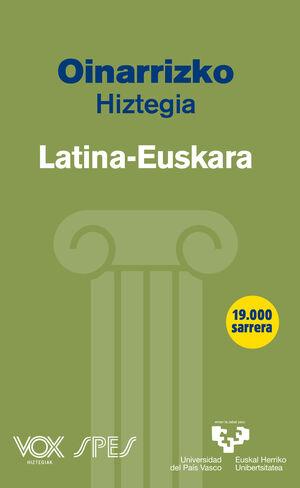 OINARRIZKO HIZTEGIA LATINA - EUSKARA