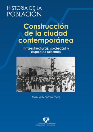 CONSTRUCCIÓN DE LA CIUDAD CONTEMPORÁNEA