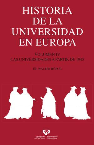HISTORIA DE LA UNIVERSIDAD EN EUROPA