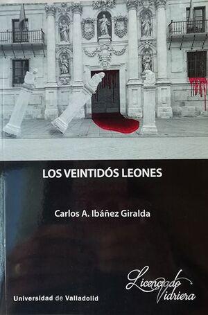 LOS VEINTIDÓS LEONES