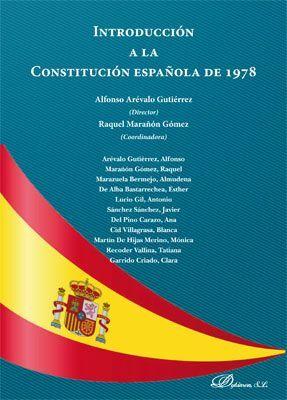 INTRODUCCIÓN A LA CONSTITUCIÓN ESPAÑOLA DE 1978