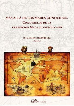 MÁS ALLÁ DE LOS MARES CONOCIDOS