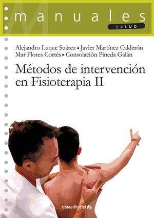 MÉTODOS DE INTERVENCIÓN EN FISIOTERAPIA II