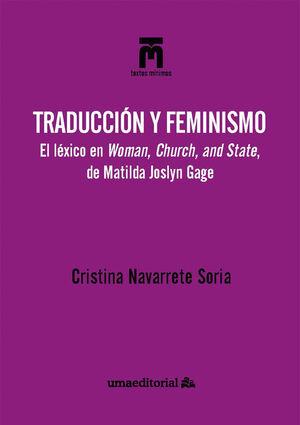 TRADUCCIÓN Y FEMINISMO