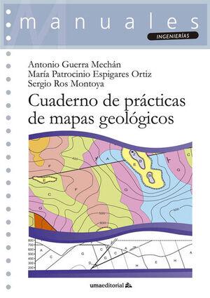 CUADERNO DE PRÁCTICAS DE MAPAS GEOLÓGICOS