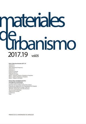 MATERIALES DE URBANISMO 2017.19 VOL.05