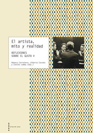 EL ARTISTA, MITO Y REALIDAD