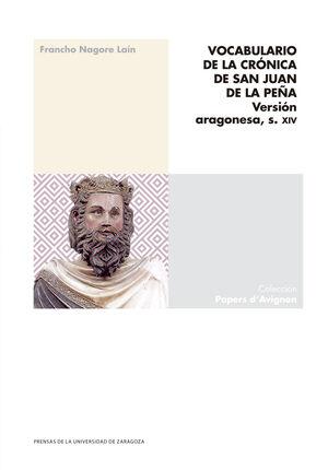 VOCABULARIO DE LA CRÓNICA DE SAN JUAN DE LA PEÑA
