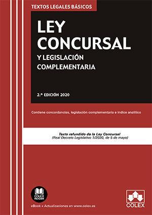 LEY CONCURSAL Y LEGISLACIÓN COMPLEMENTARIA