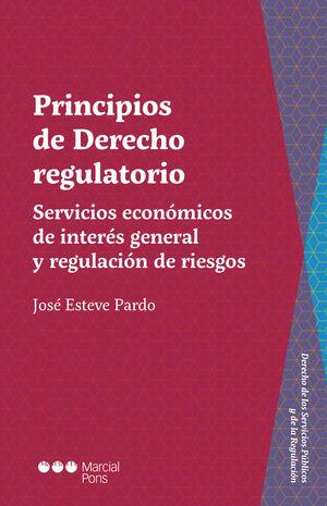 PRINCIPIOS DE DERECHO REGULATORIO