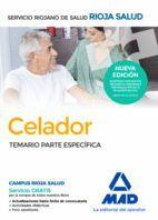 CELADORES DEL SERVICIO RIOJANO DE SALUD. TEMARIO PARTE ESPECÍFICA