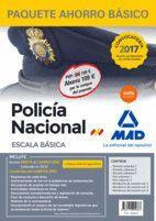 PAQUETE AHORRO BÁSICO ESCALA BÁSICA POLICÍA NACIONAL.