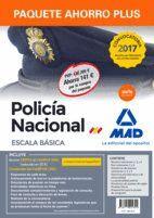 PAQUETE AHORRO PLUS ESCALA BÁSICA POLICÍA NACIONAL.